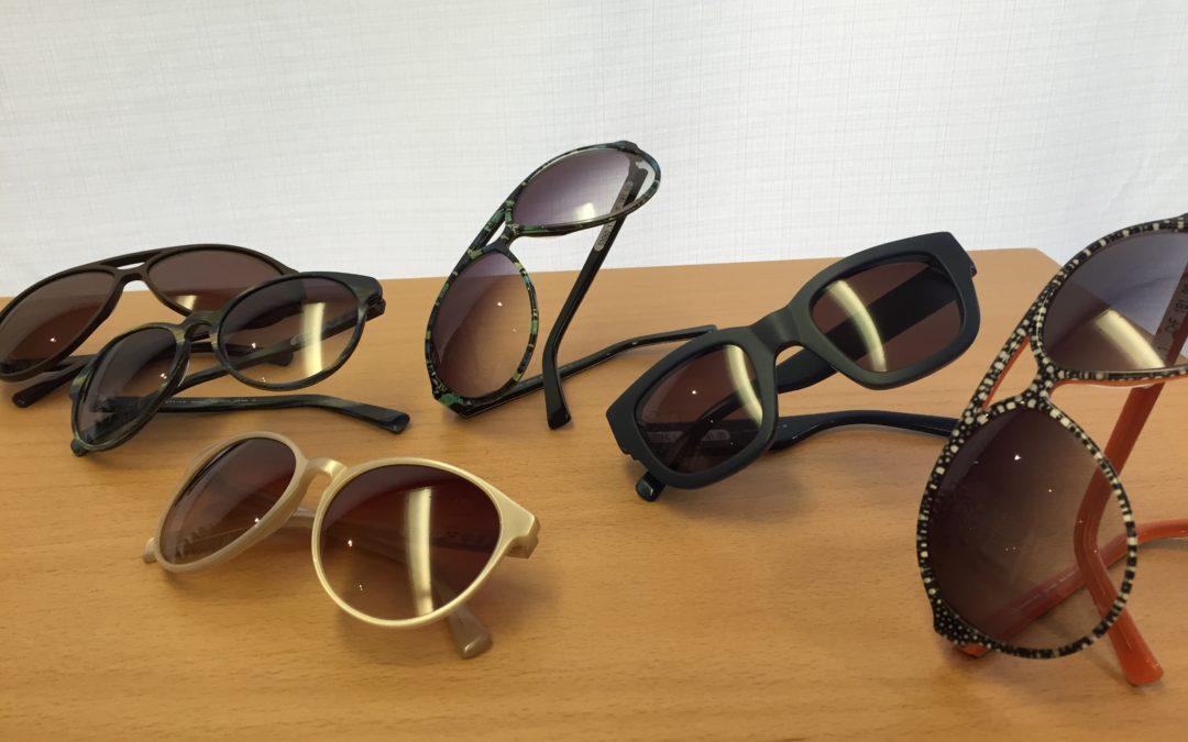Der Frühling kommt. Die neuen Sonnenbrillen sind da!