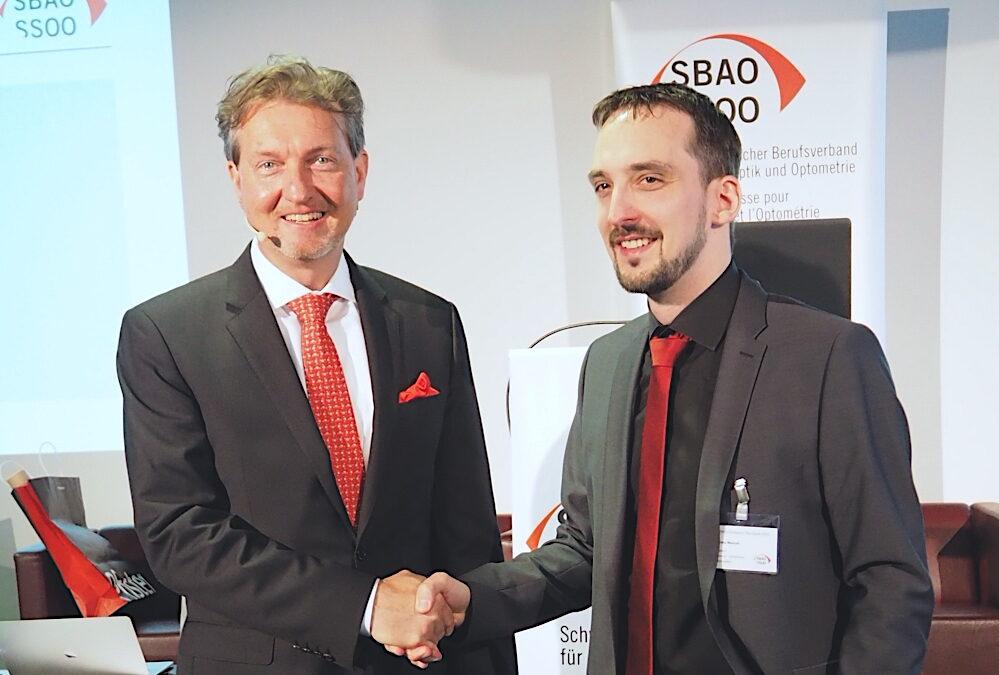 Manuel Kovats wird neuer Präsident vom SBAO