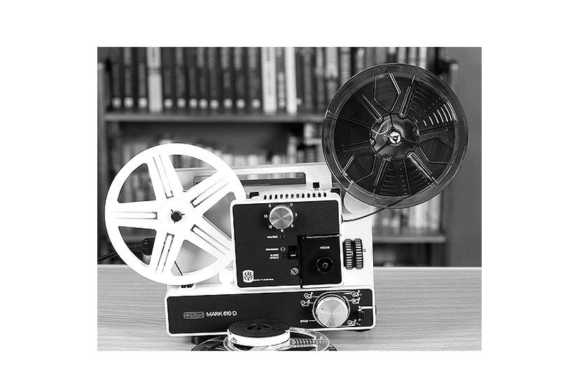 Projektor Super 8 / Normal 8