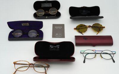 150 Jahre Brillenmode vom Kovats Optik