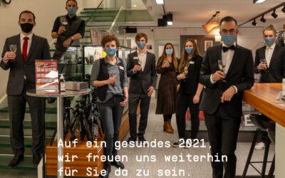 Auf ein gesundes 2021