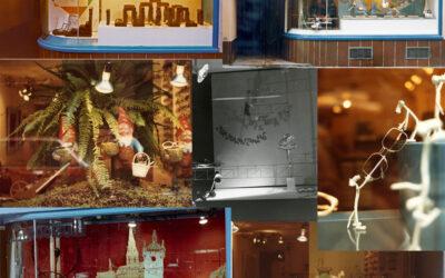 Über 50 Jahre aussergewöhnlich Schaufenster